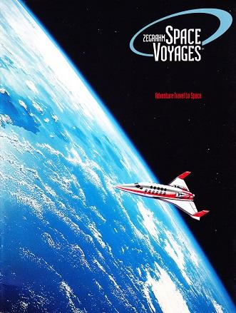 ZEGRAHM SPACE VOYAGES