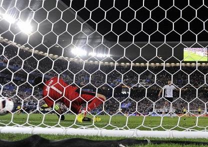 ドイツvsイタリア戦 9人目で決着 EURO2016