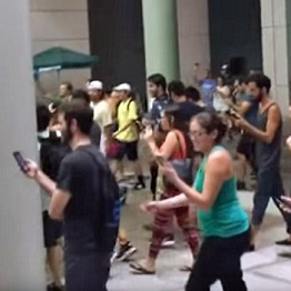 PokemonGo crazy USA