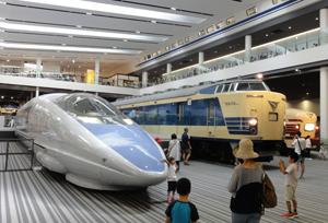 新幹線500系雷鳥blog01