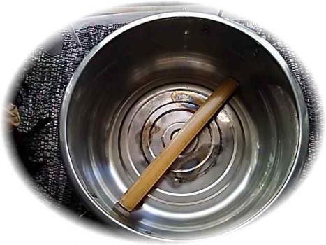 30センチの鍋
