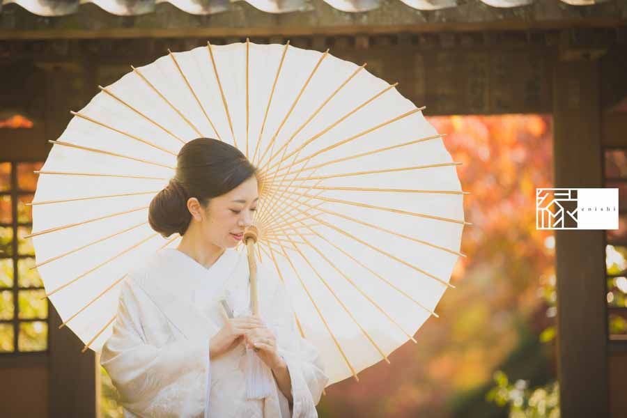 和装紅葉前撮り鎌倉1515