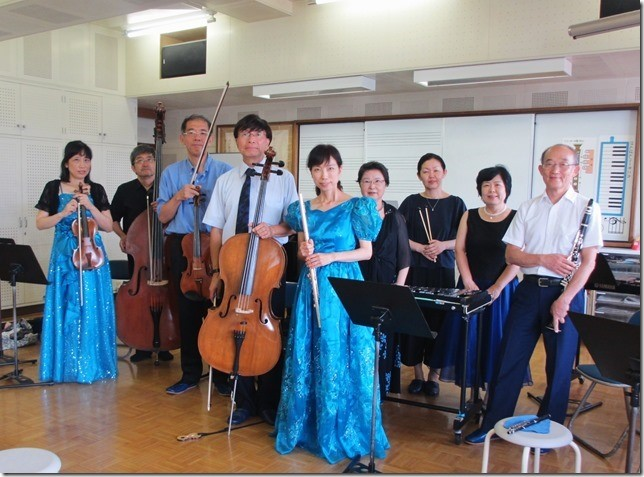 20160804小池小学校夏休みコンサート