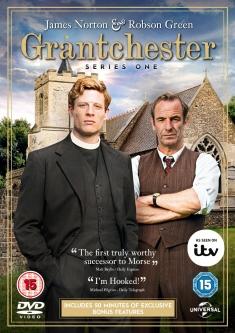 グランチェスター 牧師探偵シドニー・チェンバース シリーズ1