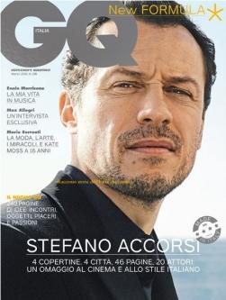 GQ ITALIAN EDITION - Marzo 2016
