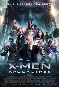 X-MEN:アポカリプス