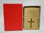 ZIPPO★金の十字架★ゴールド・クロス・ジッポライター