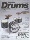 Rhythm & Drums magazine 2016年7月号