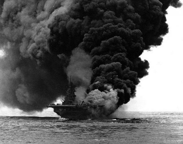 USSBunkerHillhitkamikazeokinawa.jpg