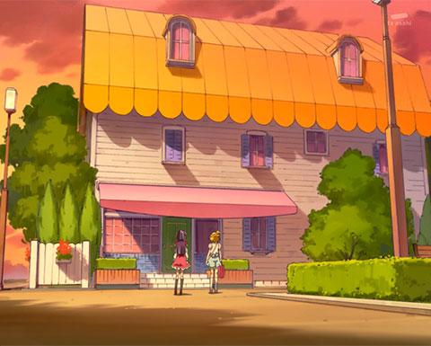 【魔法つかいプリキュア!】第10話「ただいま!ナシマホウ界!ってリコはどこ?」