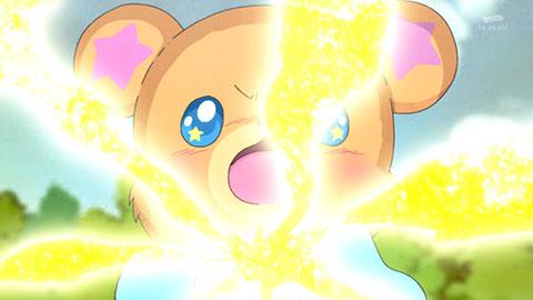 【魔法つかいプリキュア!】第11話「モフルンの初登校?ワクワクのトパーズをゲットモフ!」