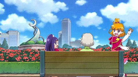 【魔法つかいプリキュア!】第17話「水晶さんおしえて!おばあちゃんの思い出の人」
