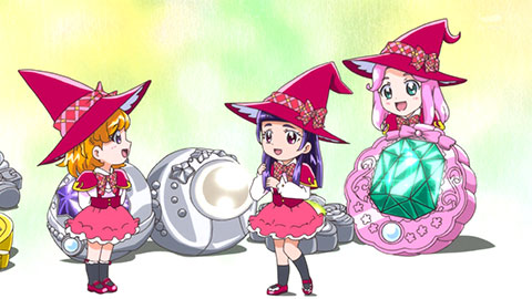 【魔法つかいプリキュア!】第22話「芽生える新たな伝説!キュアフェリーチェ誕生!」