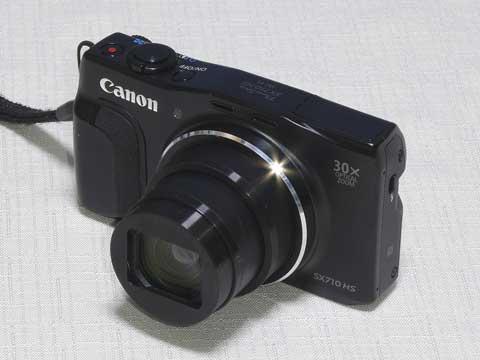 PowerShot SX710 HS(撮影:LUMIX DMC-TZ85)
