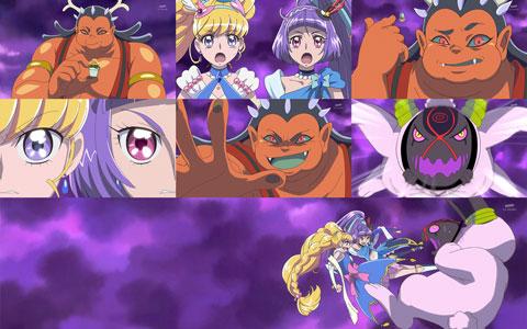 【魔法つかいプリキュア!】第28話「魔法界の夏祭り!花火よ、たかくあがれ!」