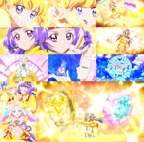 【魔法つかいプリキュア!】第29話「新たな魔法の物語!主役はモフデレラ!?」