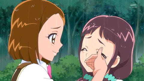 【魔法つかいプリキュア!】第34話「ドキドキ!初恋の味はイチゴメロンパン!?」