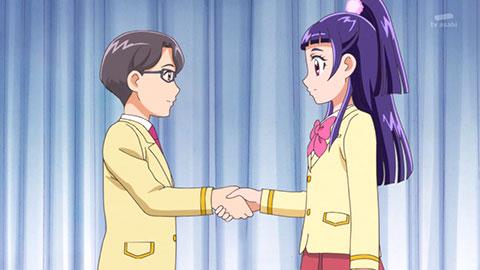 【魔法つかいプリキュア!】第35話「生徒会長総選挙!リコに清き一票を!」