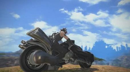 クラウドバイク