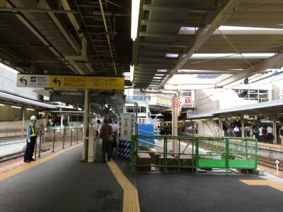 20160829奈良線 - 3