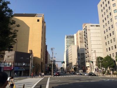 20151024上本町へ - 11