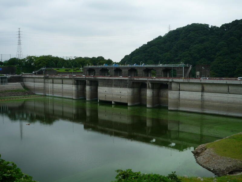 20160814-1-城山ダム