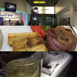 イギリス旅行機内食6