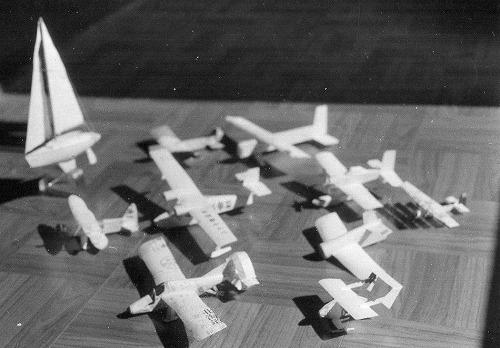 紙飛行機201お06