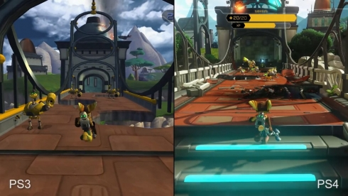 RatchetandClankGraphics Comparison 001