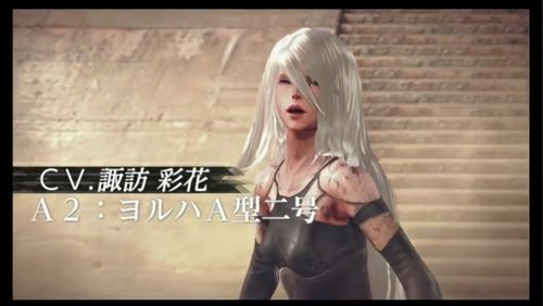 NieR Automata new footage 004