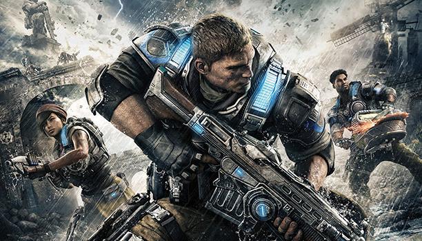 マーカスの息子が主人公を務める人気シリーズ最新作「Gears of War 4」の発売が10月11日に決定