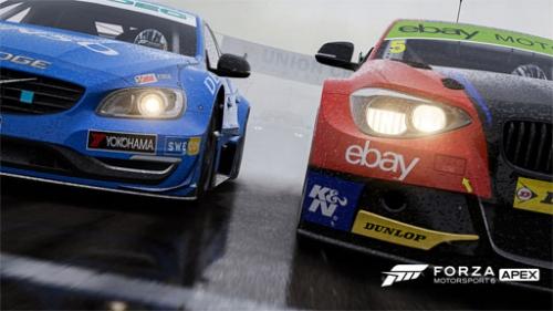 Windows10専用「Forza Motorsport 6 Apex」のオープンβテストが5月5日にスタート。動作環境も明らかに!!