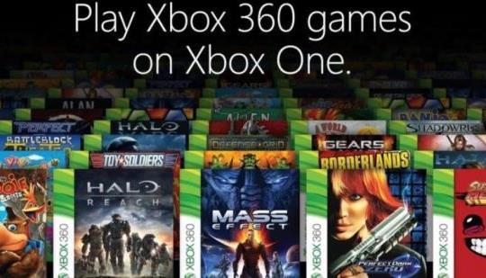Xbox One後方互換性アップデート
