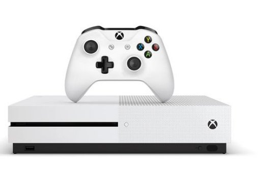 Xbox One S Leaked 40 Smaller 2TB Hard Drive