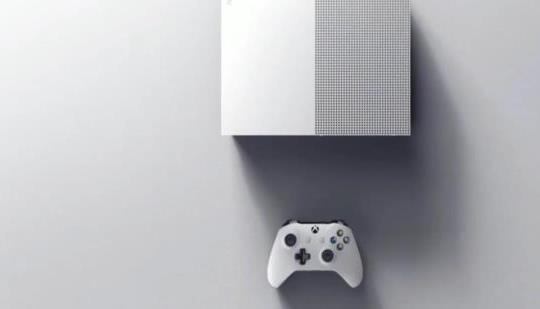Games can perform better on Xbox One S