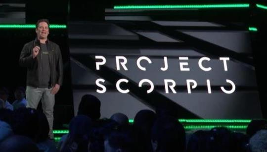 XBox Head Phil Spencer Sends Mixed Messages on Project Scorpio and VR