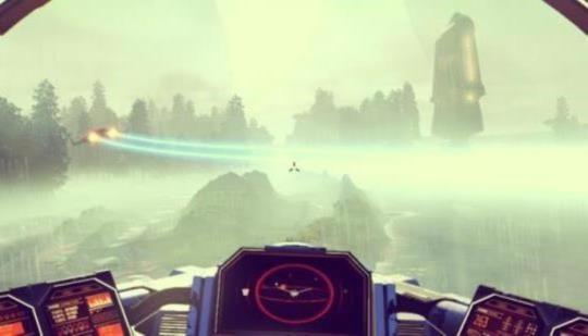 Dutch company claims it owns No Mans Sky world generation formula