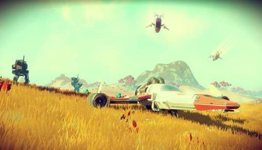 No Mans Sky Early Owner Complains About Bugs Frequent Crashes on PS4, Recommends to Save a Lot