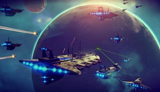 No Man's Sky isn't 30 hours long, silly