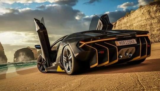 Forza Horizon 3 Is Mind-Blowing in 4K - IGN