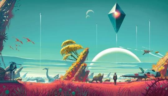 Sean Murray Confirms No Mans Sky Players are in Shared Universe