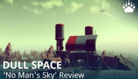 "Dull Space – ""No Mans Sky"" review"