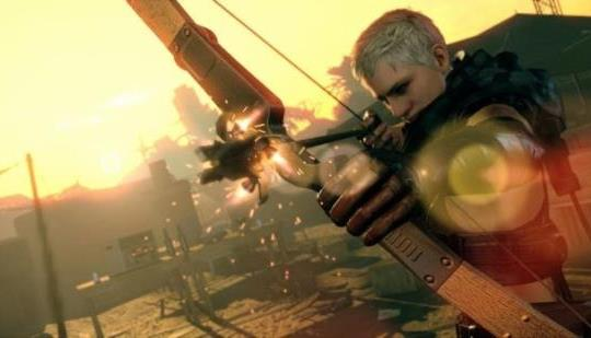 Konami Announces Metal Gear Survive