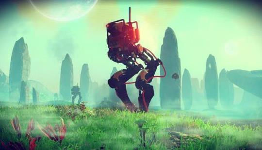Less Than One Percent of No Mans Sky Players Reported Issues