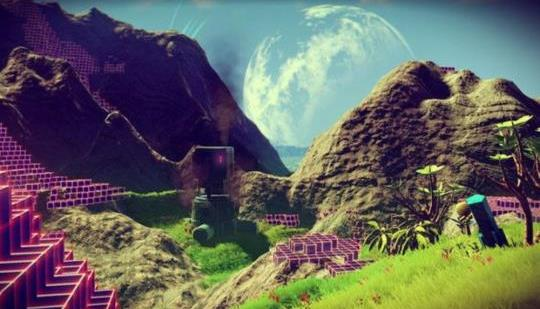 "No Man's Sky Sean Murray reveals plan ""to make the game about other things"""