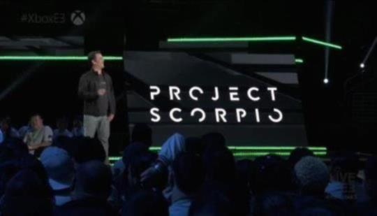 Microsoft talks Project Scorpio and the end of the console generation