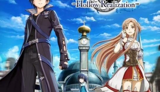 Drug references partial nudity and more detailed for Sword Art Online Hollow Realization