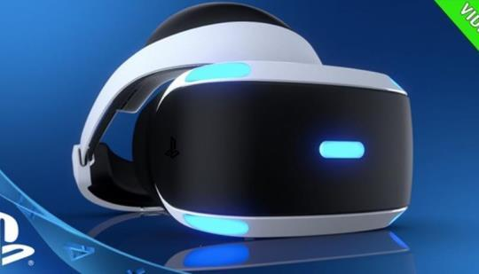 Hands-On With The PlayStation VR Headset