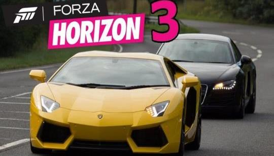 Microsoft And Asus Join Hands For Forza Horizon 3 Bundle