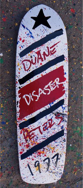 DP hand peint 1st